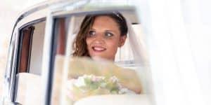 Hochzeitsfotografie Braut Auto Oldtimer | Fotograf bilderschlag Erfurt