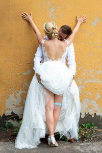 Hochzeitsfotografie erotisch Brautpaar | Fotograf bilderschlag Erfurt