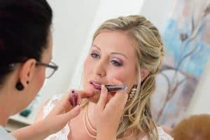 Braut Make up | Hochzeitsfotograf bilderschlag Erfurt