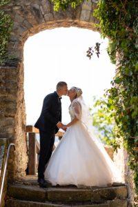 Hochzeitsshooting auf der Creuzburg | Hochzeitsfotograf bilderschlag Erfurt