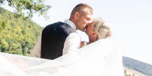 Hochzeitsfotografie auf der Creutzburg