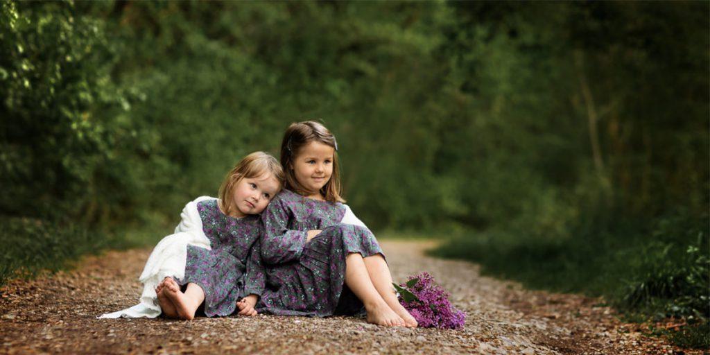 zauberhafte Kinderfotografie von bilderschlag