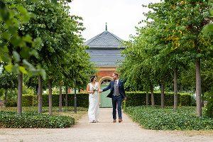 bilderschlag Hochzeitsfotografie am Friederikenschlösschen | Hochzeitsfotograf bilderschlag Erfurt