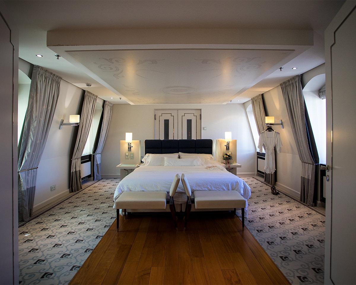 Hotelsuite Inspiration Braut Boudoir im Bilderberg Dresden, bilderschlag